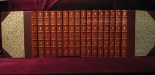 The Poems and Prose Sketches of James Whitcomb Riley; Works; Complete in 16 Volumes. James...