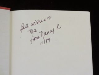 My Turn (Inscribed)