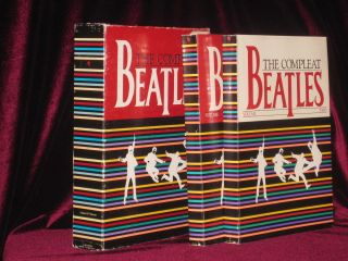 The Compleat Beatles. Two Volumes in Slipcase. Milton Okun, Ed., McCartney Lennon